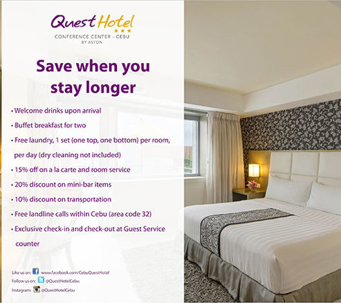 Save When You Stay Longer