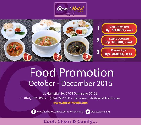Food Promotion